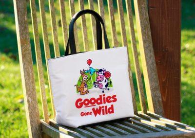 Goodies Gone Wild - bag