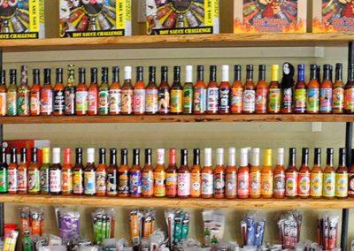 Goodies Gone Wild-hot sauce