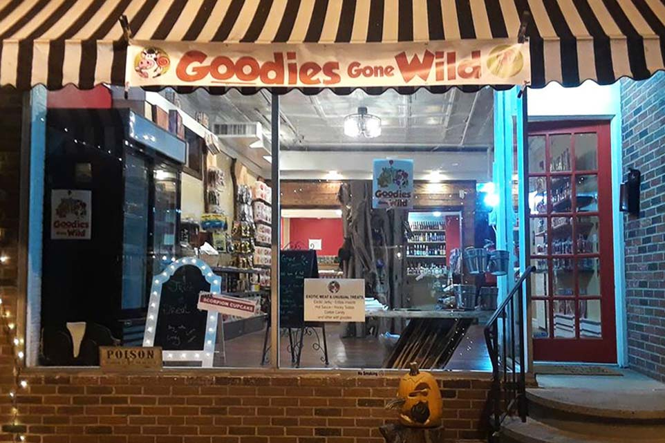 Goodies Gone Wild is open for business!