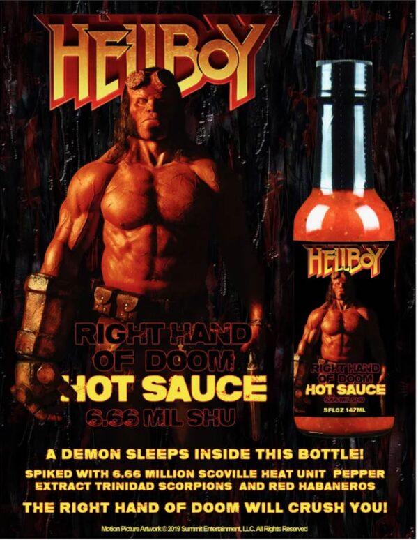 Hellfire - Right Hand of Doom