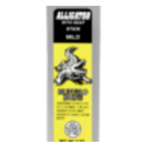Buffalo Bob's Alligator Mild Stick
