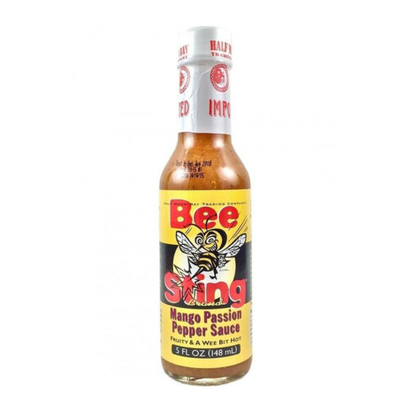 Bee Sting - Mango Passion Pepper Sauce
