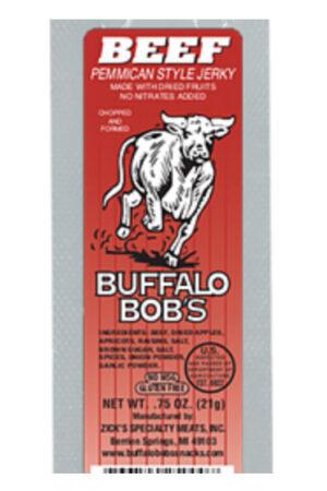 Buffalo Bob's Beef Pemmican Jerky