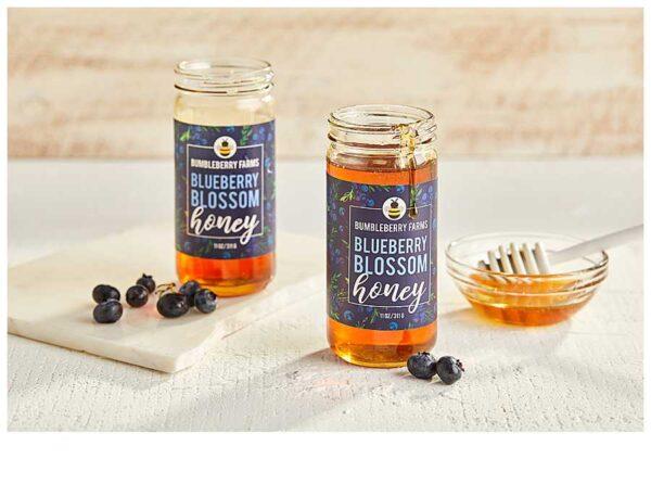 Blueberry Blossom Honey