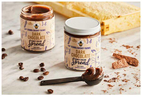 Chocolate Honey Cream Spread