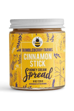 Cinnamon Stick Honey Cream Spread