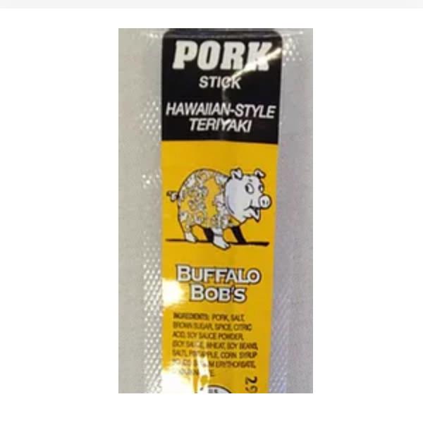 Buffalo Bob's Hawaiian Pork Stick
