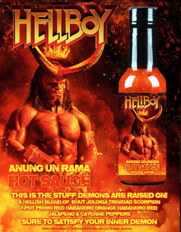 Hellfire - Anung Un Rama