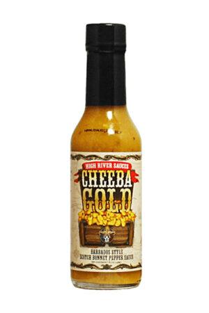 High River Sauces - Cheeba Gold