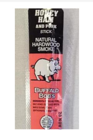 Buffalo Bob's Honey Ham Stick