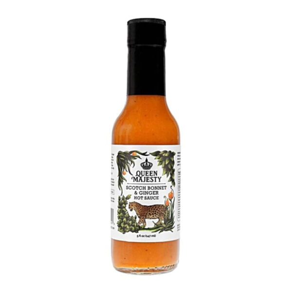 Queen Majesty - Scotch Bonnet and Ginger