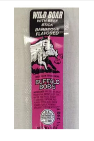 Buffalo Bob's Wild Boar Stick