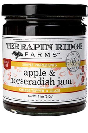 Apple Horseradish Jam