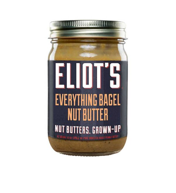 Eliot's Everything Bagel Nut Butter