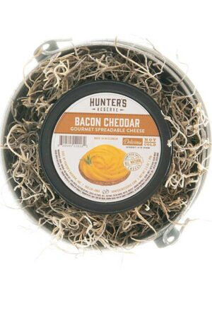 Hunter's Reserve - Bacon Cheddar Cheese Spread