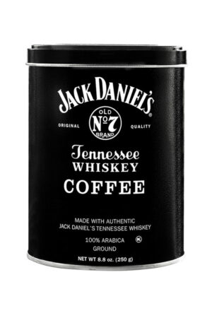 Jack Daniel's Tennessee Whiskey Ground Coffee