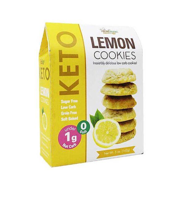 Too Good Gourmet Keto Lemon Cookies