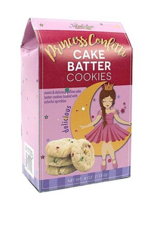 Too Good Gourmet Princess Confetti Cake Batter Cookies