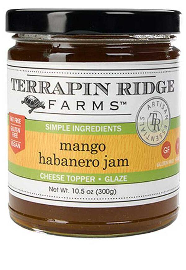 Terrapin Ridge-Mango Habanero Jam