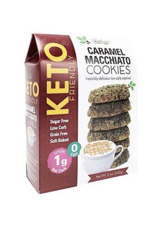 Too Good Gourmet Keto Carmel Macchiato Cookies