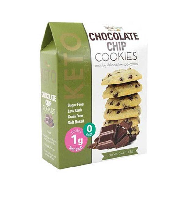 Too Good Gourmet Keto Chocolate Chip Cookies