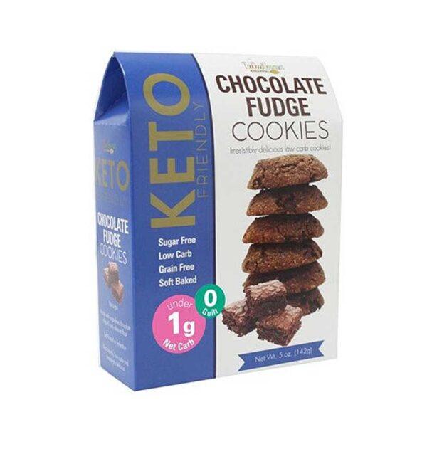 Too Good Gourmet Keto Chocolate Fudge Cookies