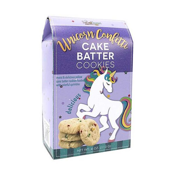 Too Good Gourmet Unicorn Confetti Cake Batter Cookies